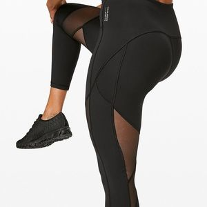 """lululemon X Barry's - Stronger As One Tight 25"""""""